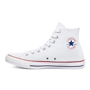 ALL89W CONVERSE BASIC HI WHITE M7650 V1