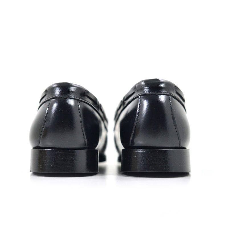 BAS03B BASS Weejun Larkin Black BA11015E 000 V4