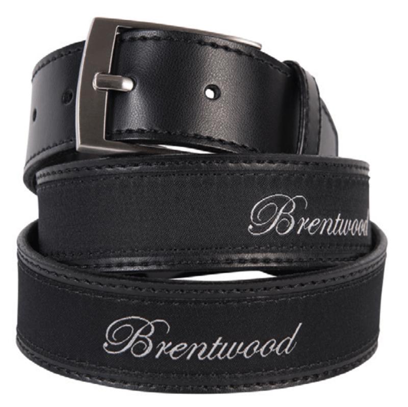 BRE02B BRENTWOOD RIBBON BELT S0503017014100003 BLACK