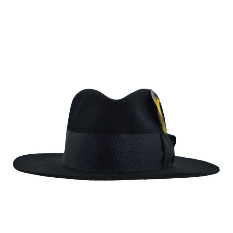 DBS02B DOBBS GALLON DOBBS HAT BLACK DBS002 V4