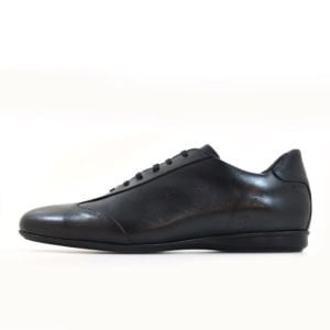 ENR119B ENRICO LEATHER UPPER LINING BLACK ECW21 04 V1
