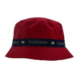 FLO08R FLORSHEIM SPORT HAT RED 34 788 600 V1