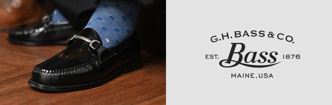 GH Bass Brand Image