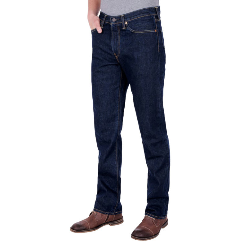 LEV514OW LEVIS 514 STRAIGHT FIT ONE WASH 00514 0736 V2