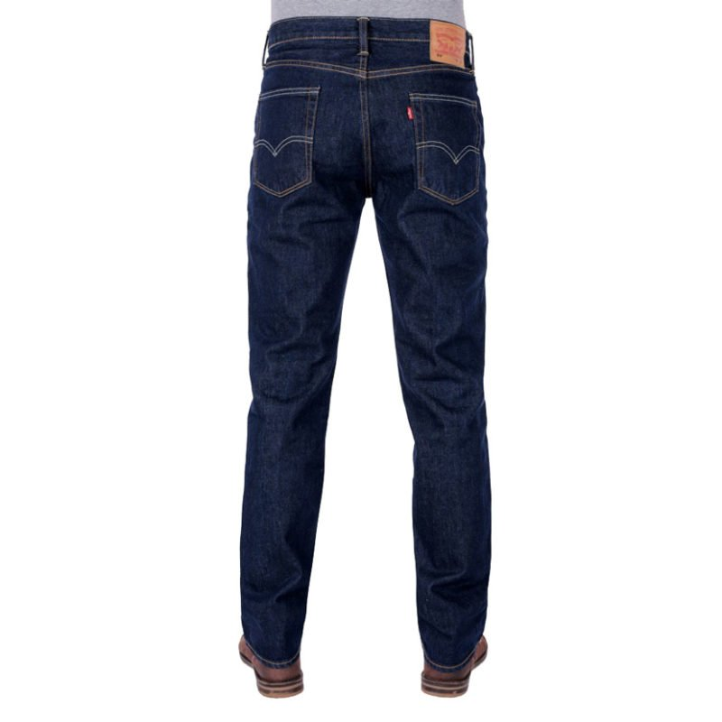 LEV514OW LEVIS 514 STRAIGHT FIT ONE WASH 00514 0736 V4