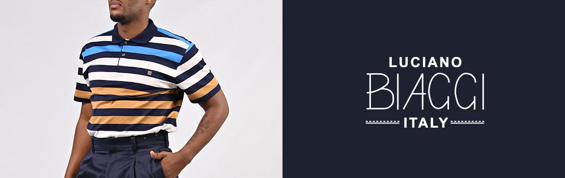 Luciano Biaggi Brand Image