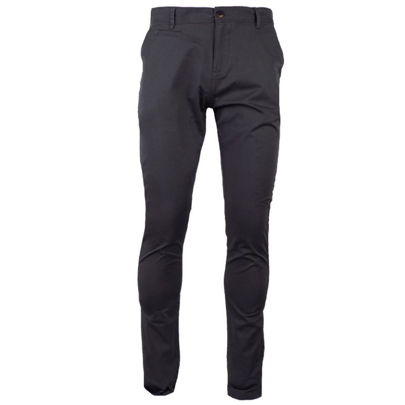 MUR16CH MURATTI TAPERED CASUAL TROUSER GREY 117013 V1