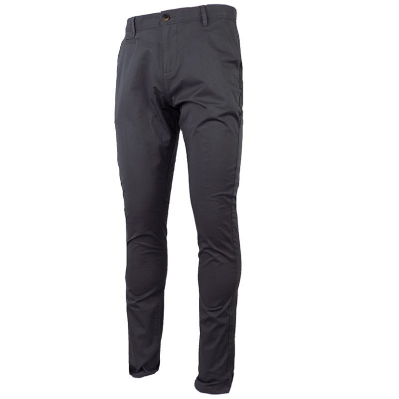 MUR16CH MURATTI TAPERED CASUAL TROUSER GREY 117013 V2