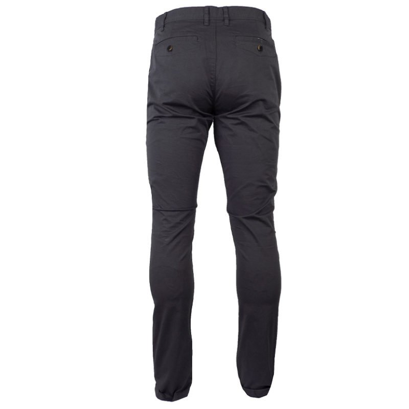 MUR16CH MURATTI TAPERED CASUAL TROUSER GREY 117013 V3