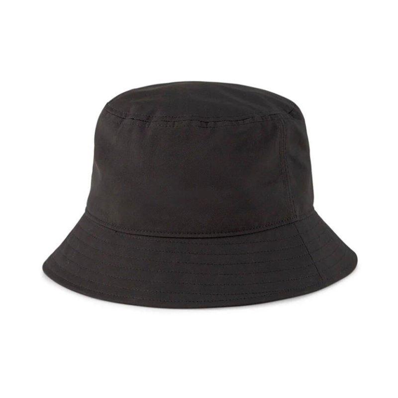 PMA2911B PUMA MAPF1 BUCKET HAT BLACK 02317601 V2