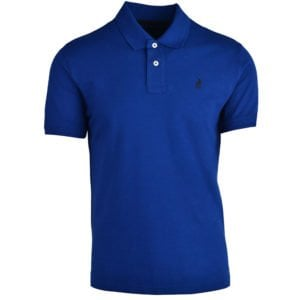 POL328DB POLO STRETCH PIQUE GOLF BLUE P6002015110501605 V1
