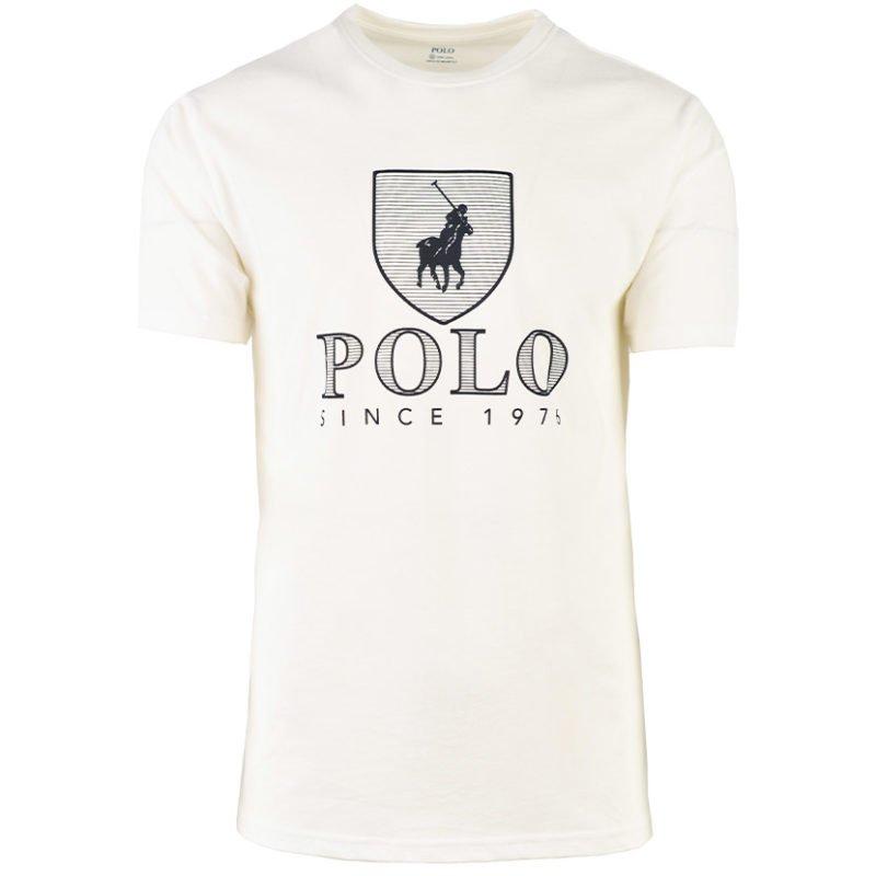 POL337W POLO CORY CREST CREW NECK WHITE P6002015110100491 V1