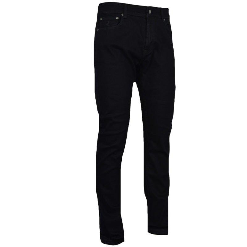 POL339B SIMON STRAIGHT LEG DENIM BLACK P6002015211501015 V2
