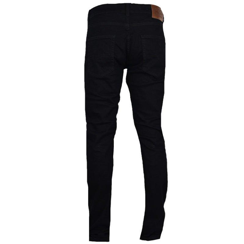 POL339B SIMON STRAIGHT LEG DENIM BLACK P6002015211501015 V3