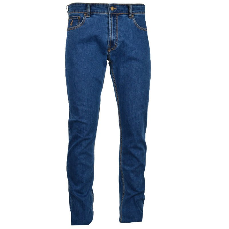 POL339BB SIMON STRAIGHT LEG JEAN BLUE P6002015211501015 V1