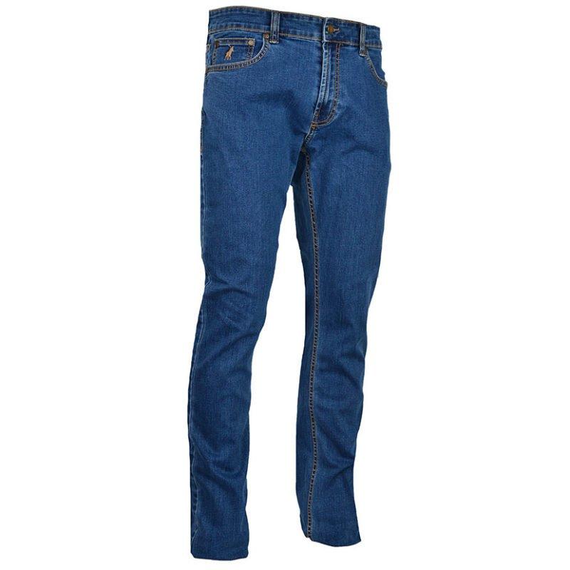 POL339BB SIMON STRAIGHT LEG JEAN BLUE P6002015211501015 V2