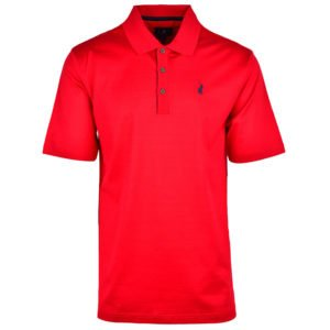 POL354R POLO TONY MERC RELAXED FIT RED P6002015117600171 V1