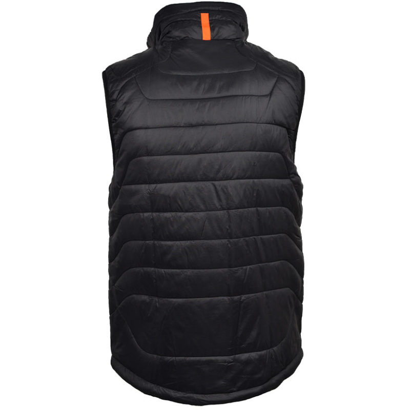 POL403B POLO JEROD SL QUILTED PUFFER BLACK P6002015110950115 V2