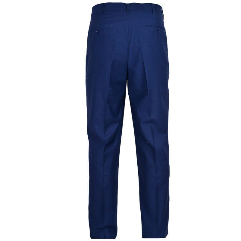 PRE04RY PRE FORMAL TROUSER ROYAL BLUE PM1 SUPER100 V2