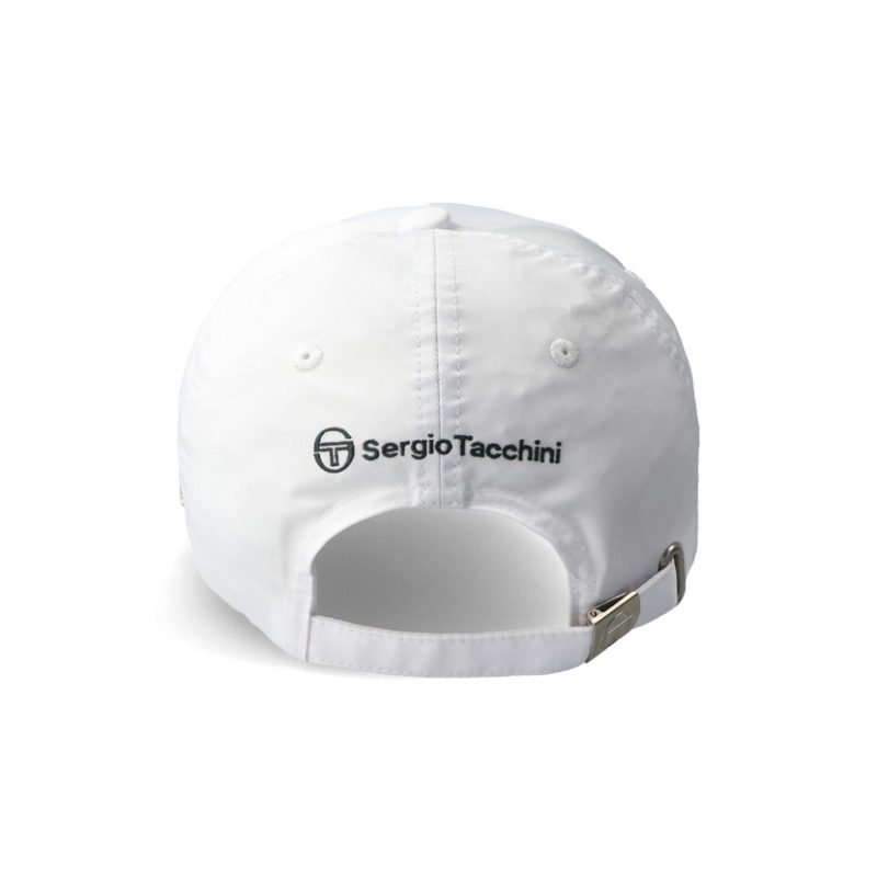 SERW SERGIO TACCHINI RAISED HD EMB WHITE ST MC V