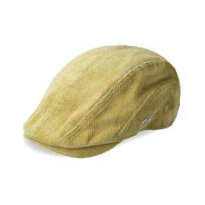 SER84HG SERGIO TACCHINI FLAT CAP HAVERST GOLD STW21 061C V1